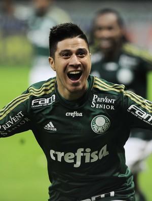 Palmeiras x Chapecoense Cristaldo