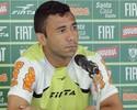 Após perder gol, Luciano admite  que aprendeu lição: 'Tem que matar '