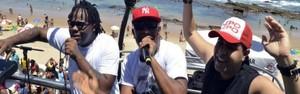 'É coisa de Deus', diz Márcio Victor após 'Lepo lepo' vencer 'Bahia Folia' (Diogo Macedo/Ag Haack)