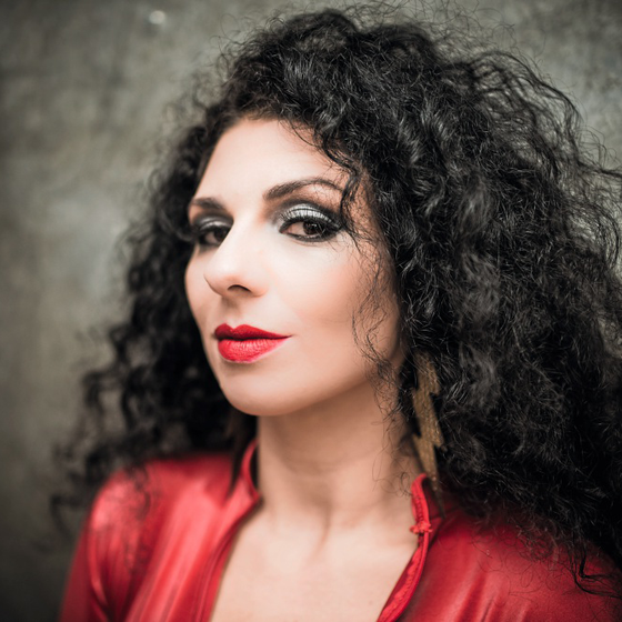 Julia Bosco (Foto: Donatinho )