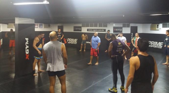 Josuel Distak MMA (Foto: Alexandre Fernandes)