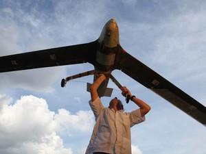 drone vant cemig (Foto: Cemig/Divulgação)