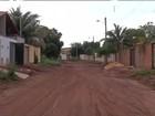 Moradores esperam por asfalto em quadra de Palmas há 14 anos