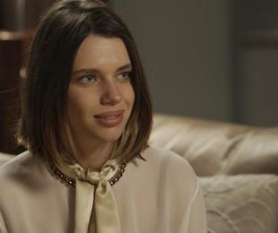 Bruna Linzmeyer, a Cibele da novela 'A força do querer'   TV Globo