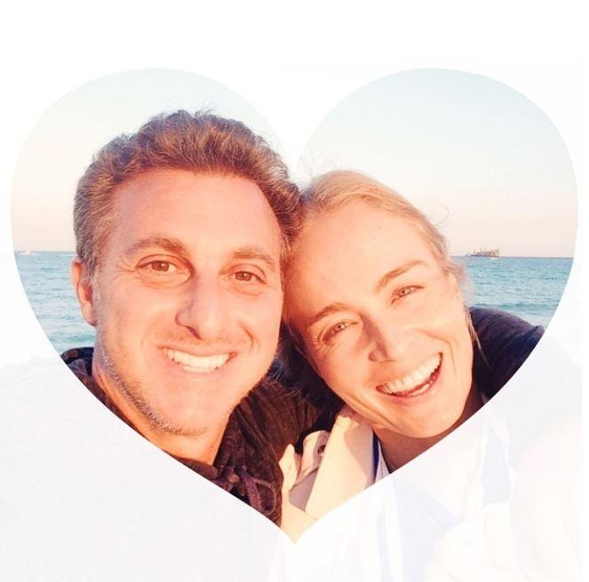Luciano e Angélica (Foto: Reprodução/ Instagram)