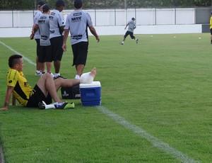 Diogo Olivera - Sport (Foto: Elton de Castro/Globo Esporte.com)