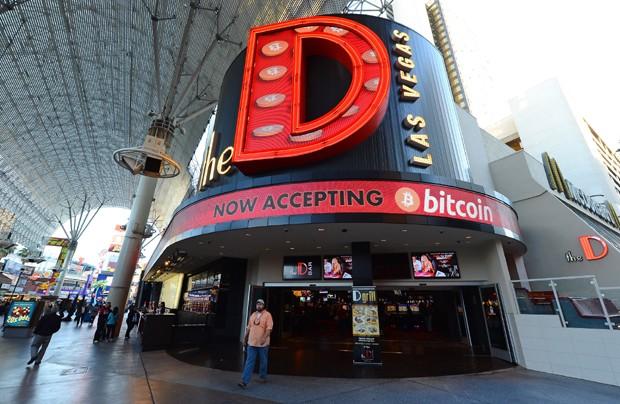 Ainda longe de ter uso no dia-a-dia, já dá para apostar em bitcoin em alguns casinos de Las Vegas (Foto:  Ethan Miller/Getty Images)