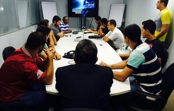 Dirigentes participam do congresso técnico da Copa Centro América