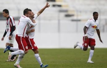 RB Brasil leva susto, mas confirma vitória sobre o Paulista na Copinha