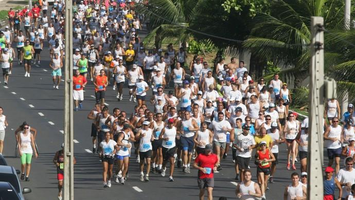 Meia Maratona de Fortaleza (Foto: Tuno Vieira/Agência Diário)