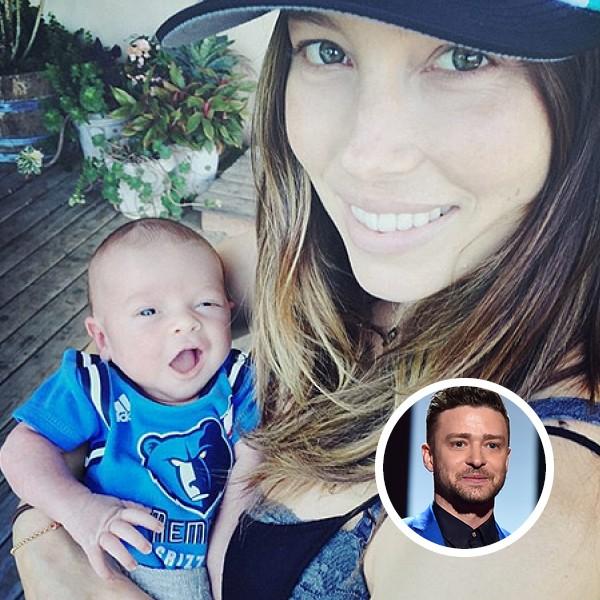 Filho de Justin Timberlake e Jessica Biel (Foto: Getty Images / Instagram)