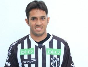 Assisinho, atacante do Ceará (Foto: Divulgação/Cearasc.com)