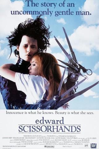 Edward mãos de tesoura (Foto: Divulgação)