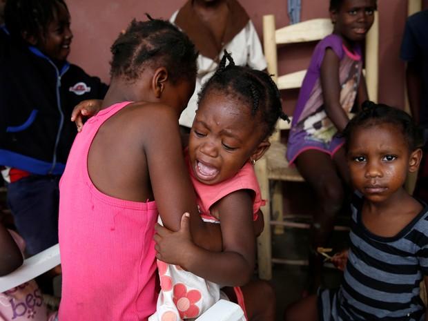 Haiti furacão (Foto: Carlos Garcia Rawlins/Reuters)
