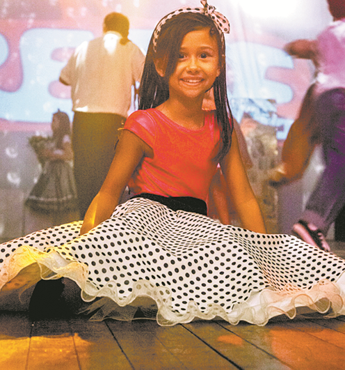 Nathália Costa fará o musical infantil 'Nos tempos do milk shake shake' (Foto: Divulgação)