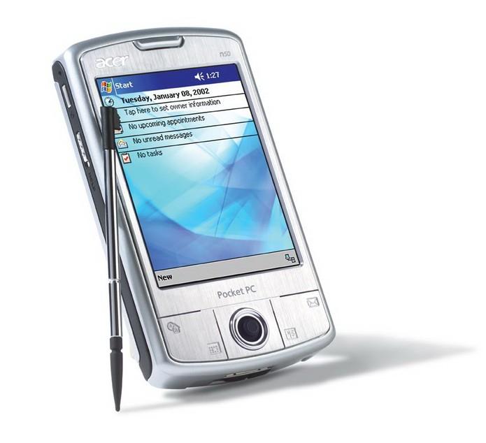 O palmtop era como um computador de mão, que cabia no bolso (Foto: Divulgação)