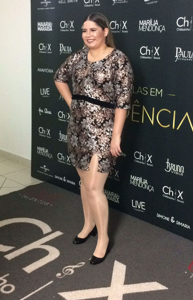 Marília Mendonça (Foto: QUEM)