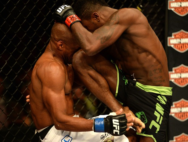 MMA - UFC 172 - Chris Beal x Patrick Williams (Foto: Getty Images)