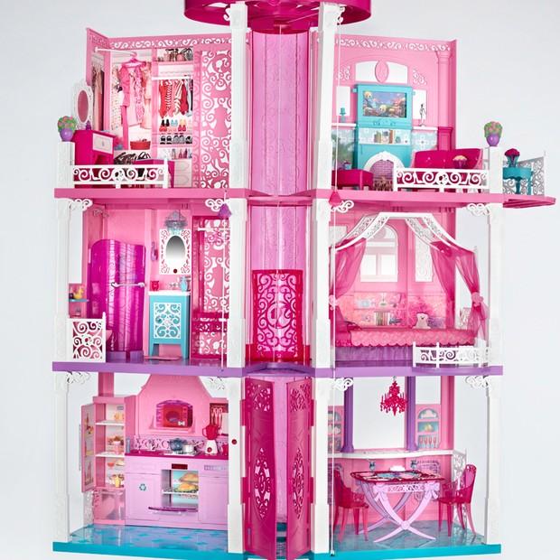 Relembre as 10 casas mais incr veis da barbie vogue - Supercasa de barbie ...