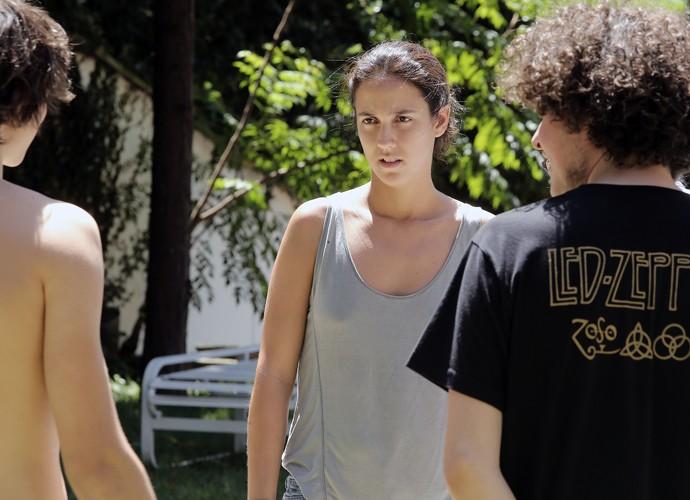 Trecho de uma das cenas do filme que tem Regina Casé no elenco (Foto: Aline Arruda/Divulgação)