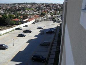 Condomínio Parque Capital, localizado no Jardim Márcia, região sudoeste de Campinas (Foto: Maurício Barbosa/G1 Campinas)