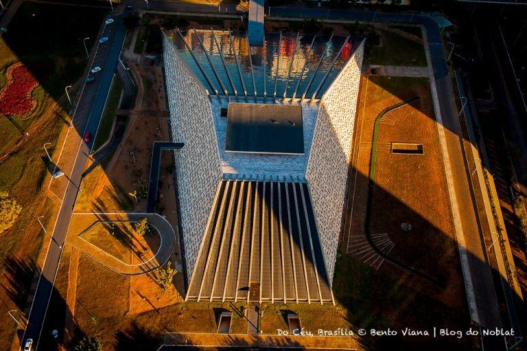 Teatro Nacional Claudio Santoro  (Foto: Bento Viana)