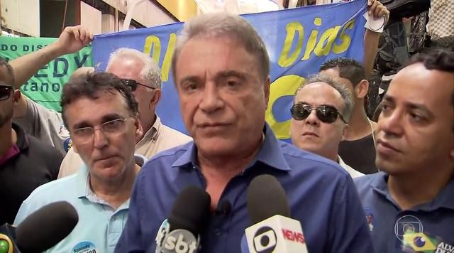 Alvaro Dias (Podemos) tem atividades de campanha no DF