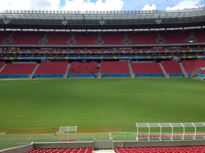arena pernambuco copa 2014 (Foto: GloboEsporte.com)