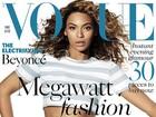 'Sou uma feminista moderna', diz Beyoncé em entrevista a 'Vogue'