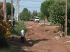 Péssimas condições de rua está revoltando moradores em Cacoal