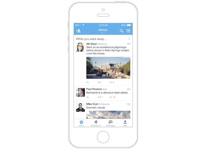 Twitter anunciou novo recurso para ler tuítes antigos (Foto: Divulgação)