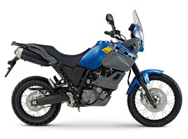 Yamaha XT 660Z Ténéré (Foto: Divulgação)