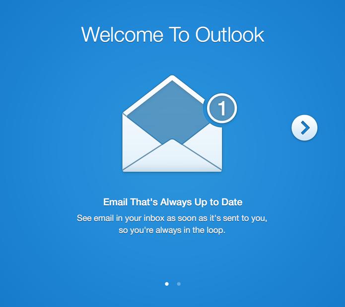 Microsoft Outlook 2016  (Foto: (Foto: Reprodução/Microsoft))