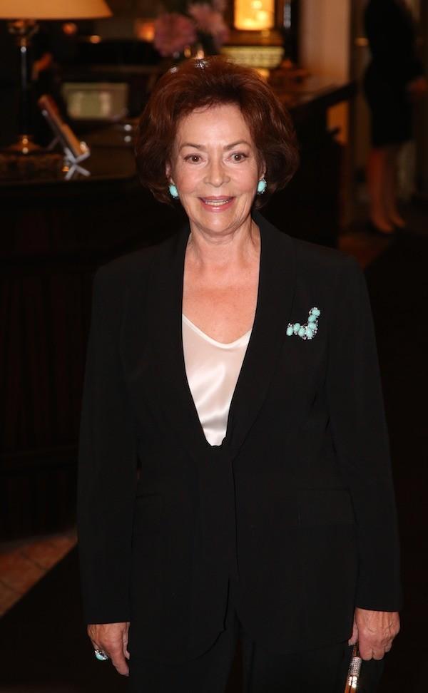 A atriz alemã Karin Dor (Foto: Getty Images)