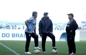 Há um mês sem vencer, Grêmio iguala sequência de derrotas após dois anos