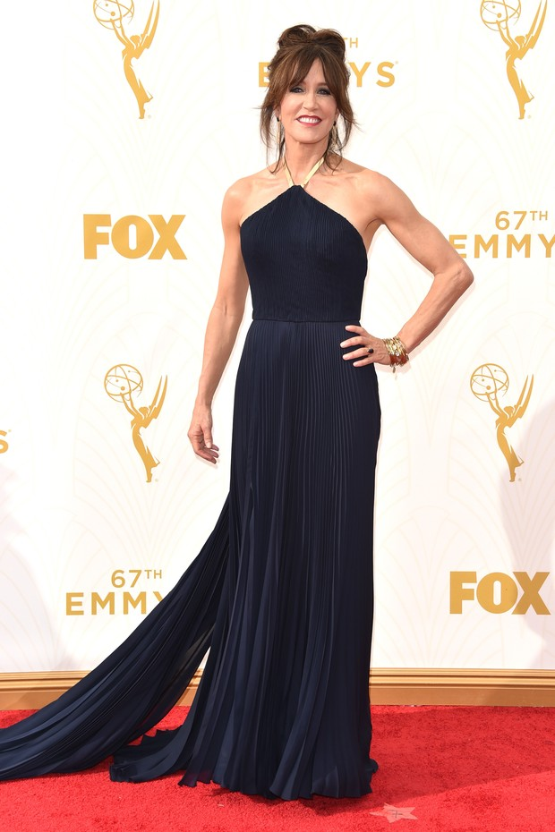 Felicity Huffman no Emmy Awards (Foto: Getty Images)
