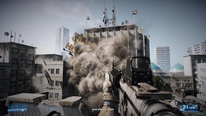 Battlefield 3 (Foto: Reprodução)