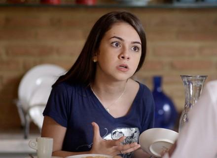 Alice surta com Rosa: 'Você é uma egoísta, não pensa em mim'