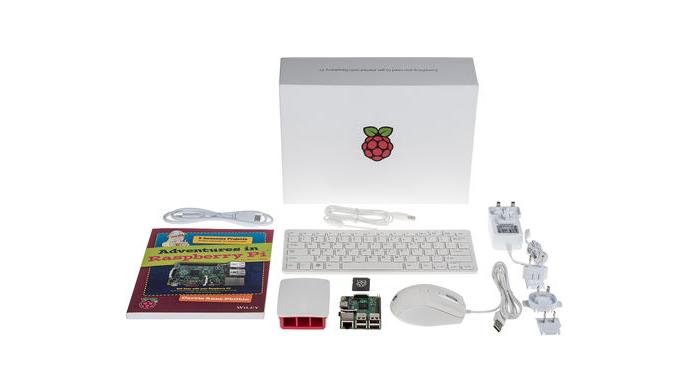 Apesar de mais caro, kit pode facilitar bastante a vida de iniciantes (Foto: Divulgação/Raspberry Foundation)
