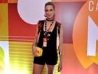 Luana Piovani curte camarote sem Scooby: 'Pagando as contas de casa'