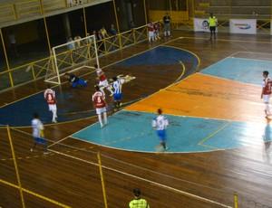 Sesc de Caruaru recebe Copa TV Asa Branca pela primeira vez (Foto: Franklin Portugal)