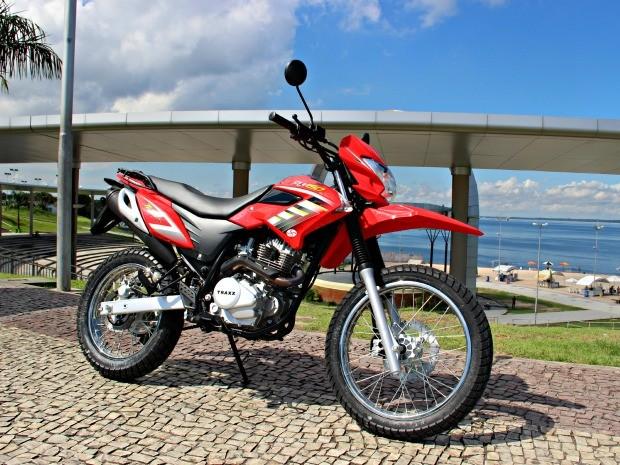 traxx fly 150