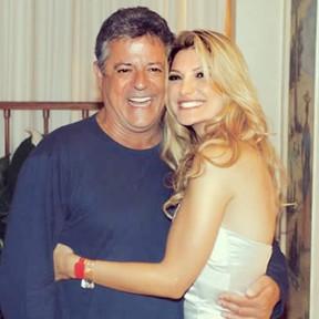 Marcos Paulo e Antônia Fontenelle (foto de arquivo) (Foto: Instagram/ Reprodução)