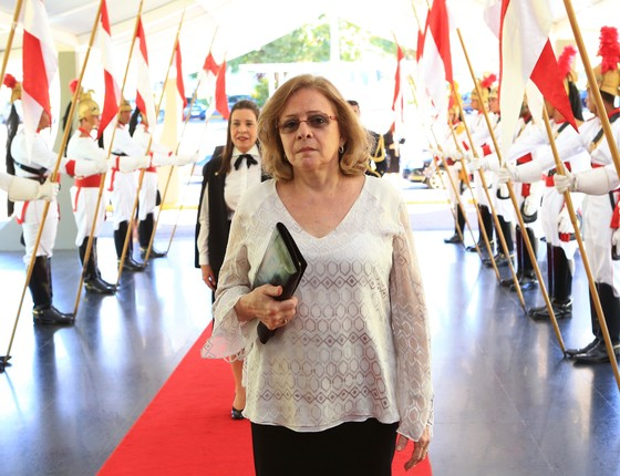 Maria Henriqueta Alves, secretária de Habitação do Ministério das Cidades (Foto: Rafael Luz/Ministério das Cidades/Flickr)