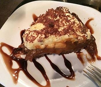 Torta de banana  (Foto:  Arquivo pessoal)