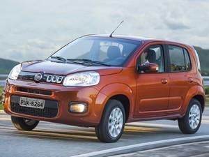 Fiat Novo Uno Evolution (Foto: Divulgação)