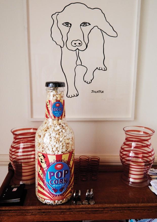 Como deixar a decoração mais divertida (Foto: Philippe Kliot/Arquivo Vogue)