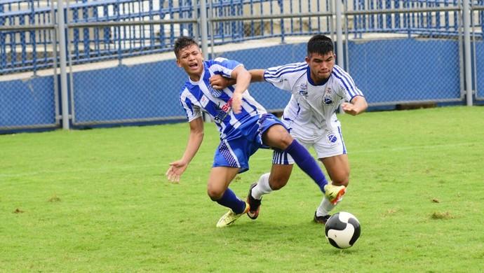 Jogo da 8ª rodada aconteceu na Colina (Foto: Divulgação/Sejel)