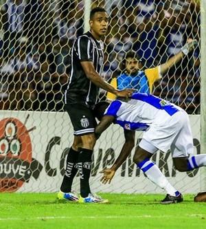 CSA x Central, no Rei Pelé (Foto: Ailton Cruz/Gazeta de Alagoas)