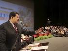 Maduro cria instância multilateral para crise e pede apoio do parlamento